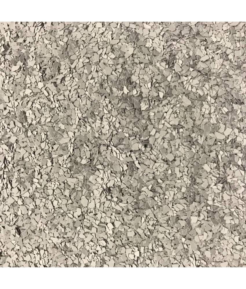 Coldec Kleurvlok Grijs - 5/45 - maat 3 - 1KG