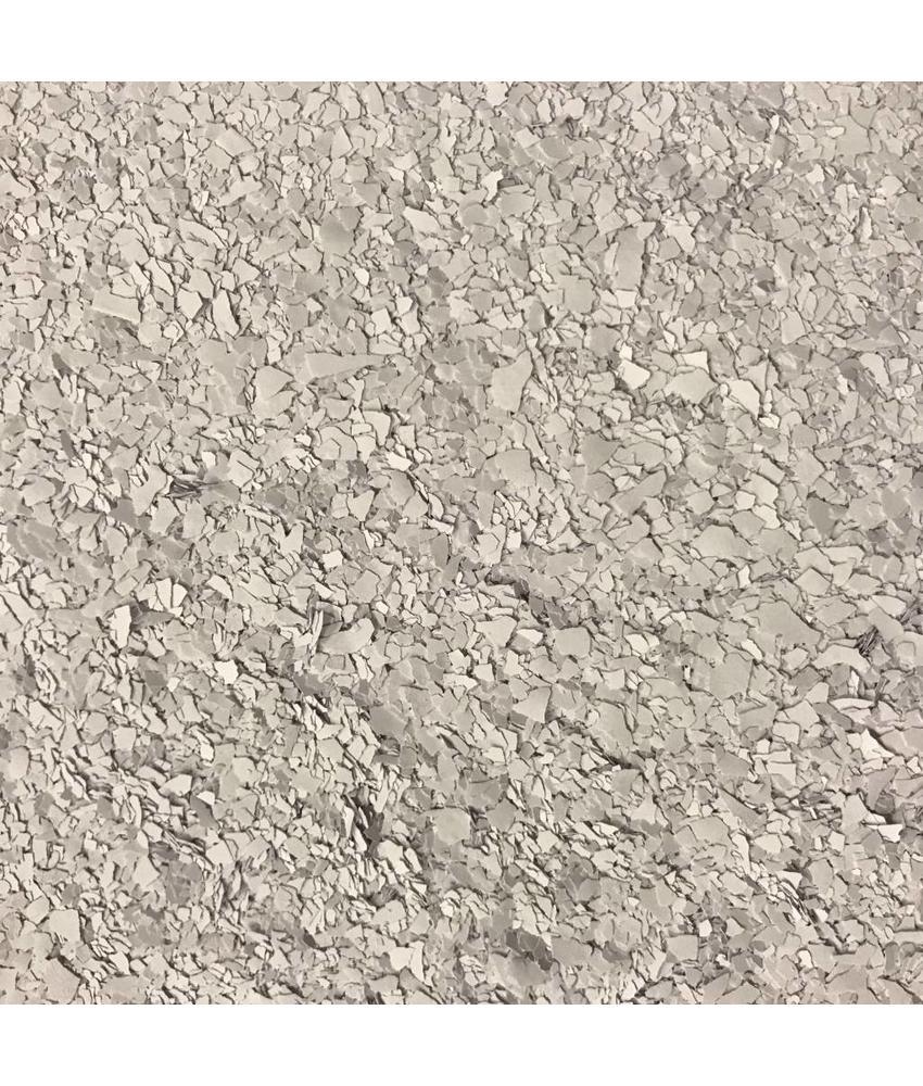 Coldec Kleurvlok Grijs - 6/14 - maat 3 - 1KG