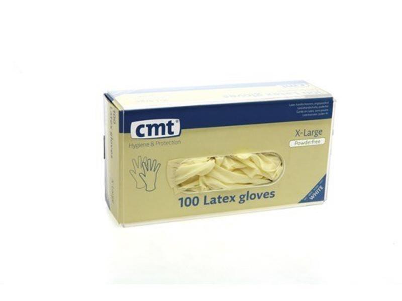 CMT Desinfectie Doorzichtige wandhouder, voor 1 doosje handschoenen
