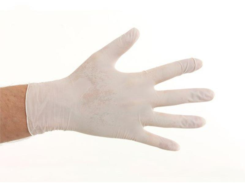 CMT Desinfectie Soft Nitril handschoenen poedervrij - Wit