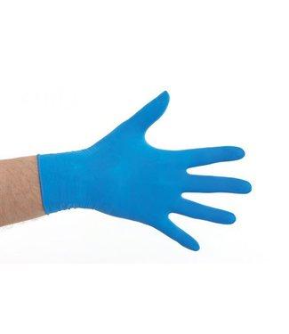 CMT Latex poedervrij handschoenen- Blauw