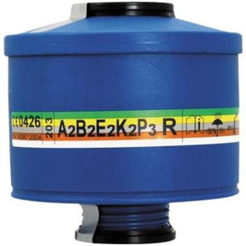 Combinatiefilter A2B2E2K2-P3 R