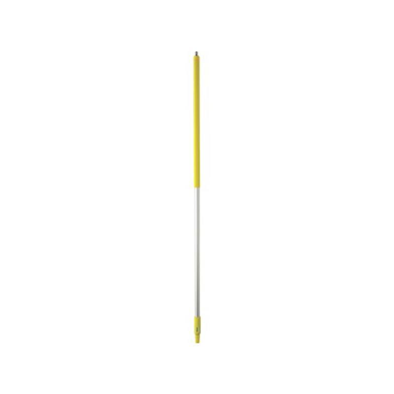 Vikan Hygiëne steel 150cm, geel