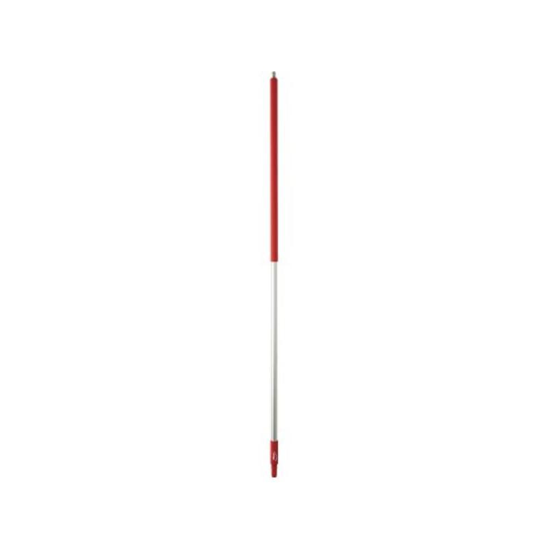 Vikan Hygiëne steel 150cm, rood