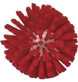 Vikan Vikan, wormhuisborstelkop, medium, Ø175x160mm, rood