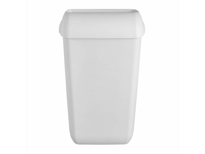 Euro Products White Quartz afvalbak 23 ltr