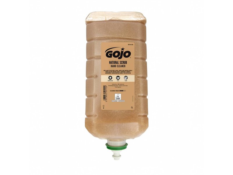 Euro Products Euro Products Gojo natural scrub handcleaner - 5000ml