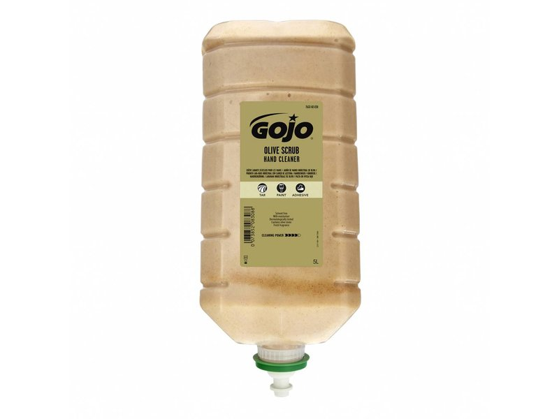 Euro Products Euro Products Gojo olive scrub handcleaner - 5000ml