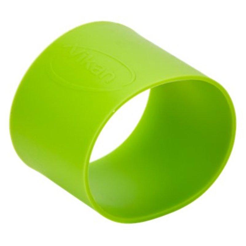 Vikan Hygiëne rubber band, limoen - 5 stuks