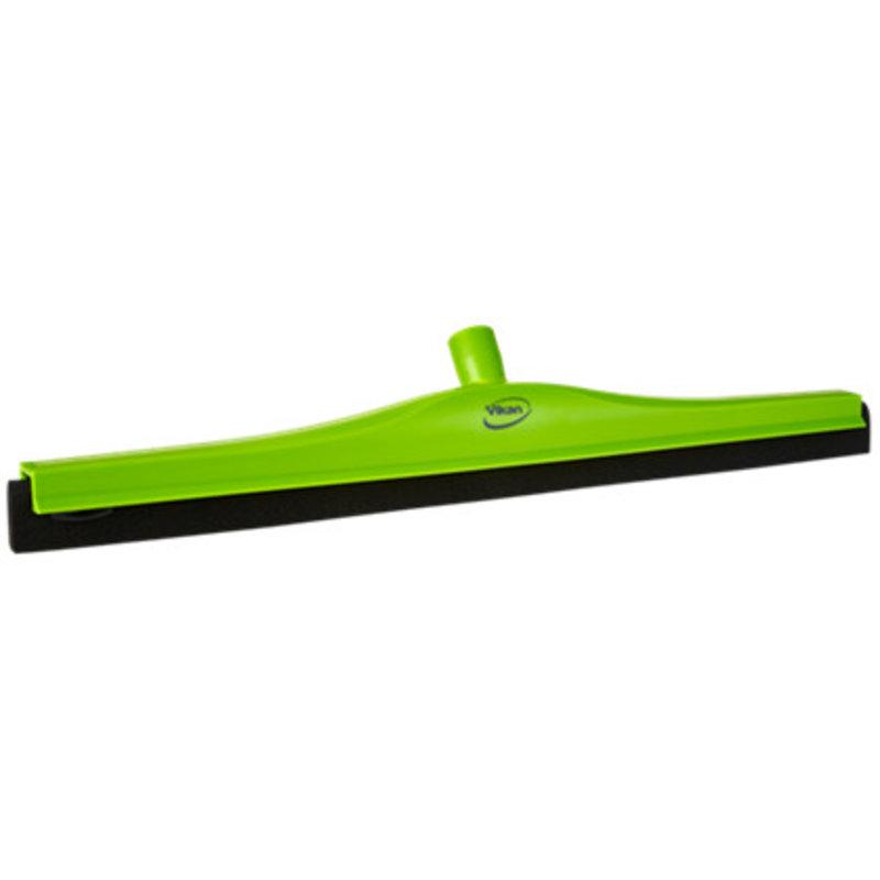 Vikan klassieke vloertrekker, vaste nek, 60cm, limoen