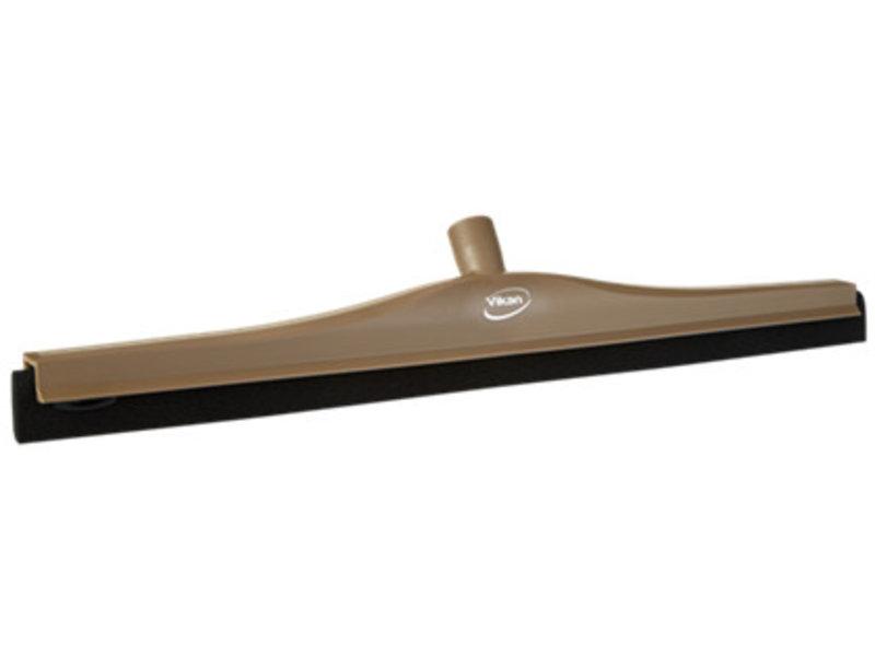 Vikan Vikan klassieke vloertrekker, vaste nek, 60cm, bruin