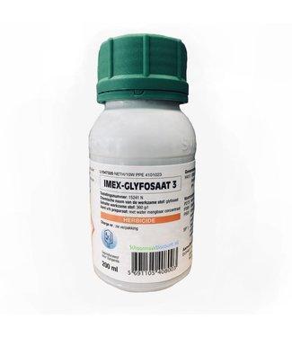 Onkruidkiller Imex glyfosaat 360 - 200ml