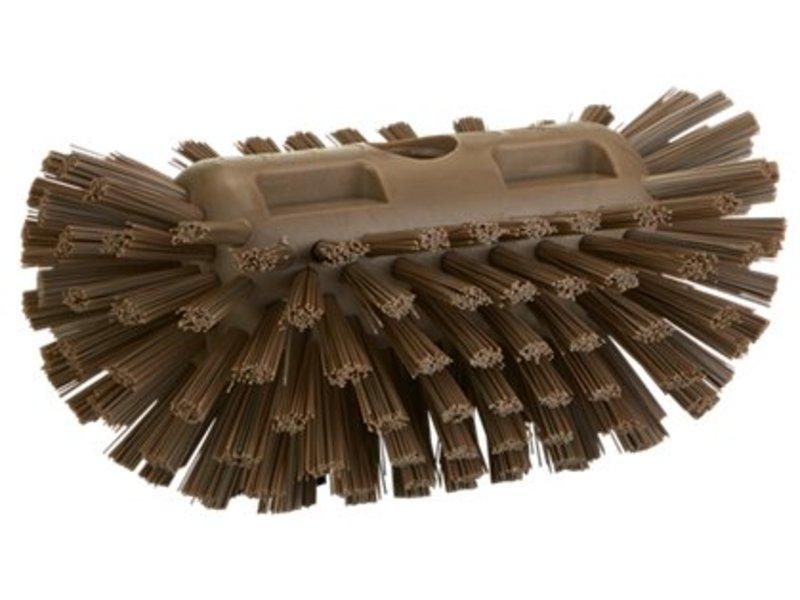 Vikan Vikan harde tankborstel, 205x130x100mm, bruin