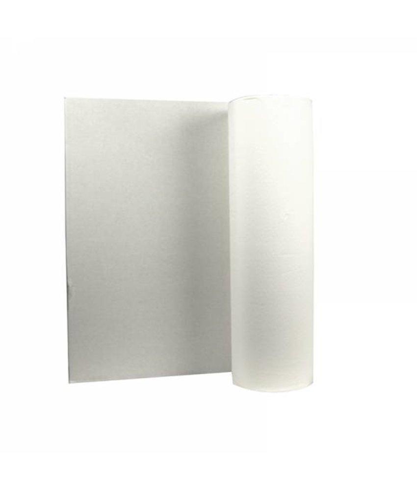 Onderzoeksbankrollen, 2-laags, cellulose, 50cm breed, 6x 150M