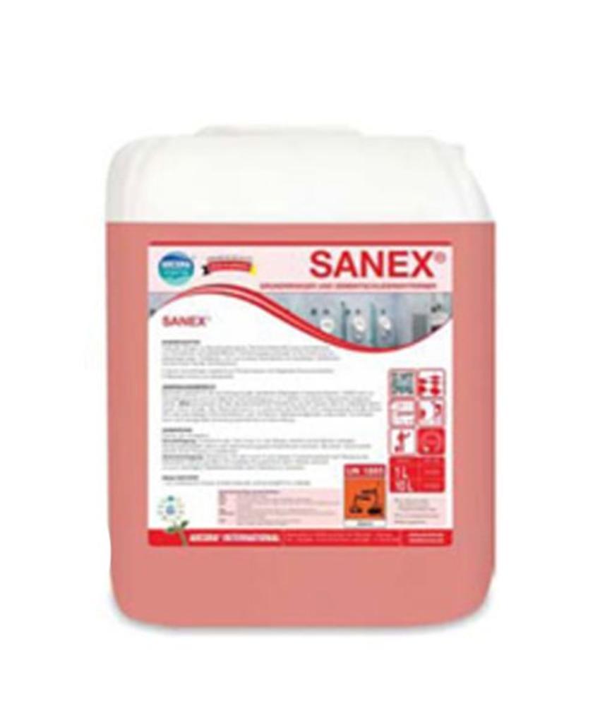 Sanitairreiniger - SANEX 10L