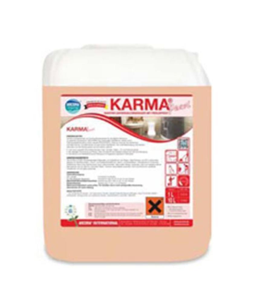 Sanitairreiniger - KARMA PEARL 10L