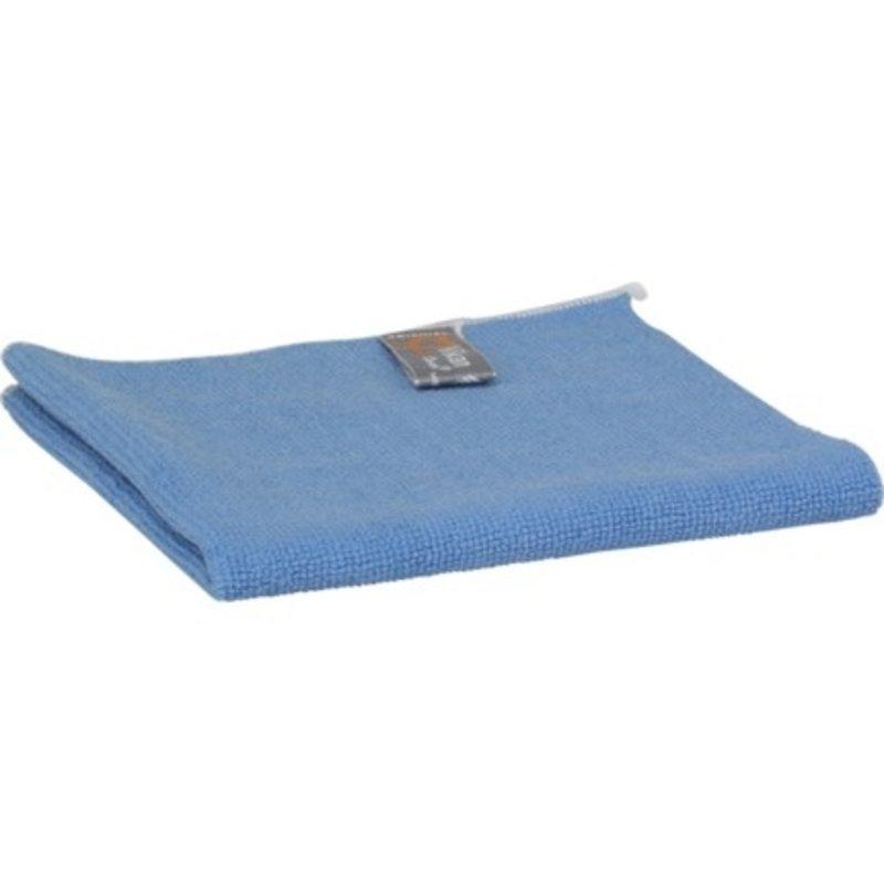 Vikan ErgoClean original doek, microvezel, 32x32cm, blauw