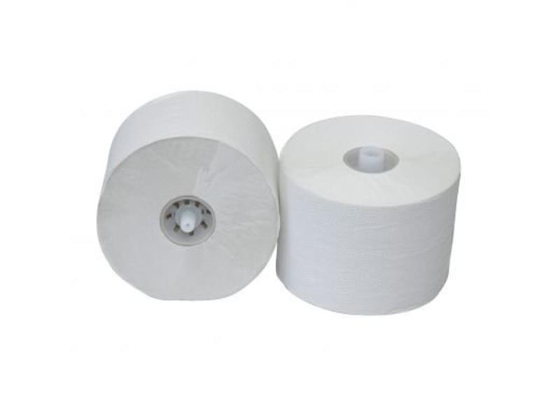 Eigen merk Toiletpapier Doprol, 36x 100M, 2-laags, cellulose