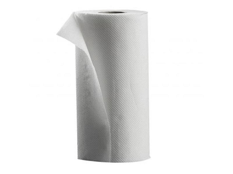 Eigen merk Keukenrollen, 2-laags, tissue wit, 32 rollen x 50 vel