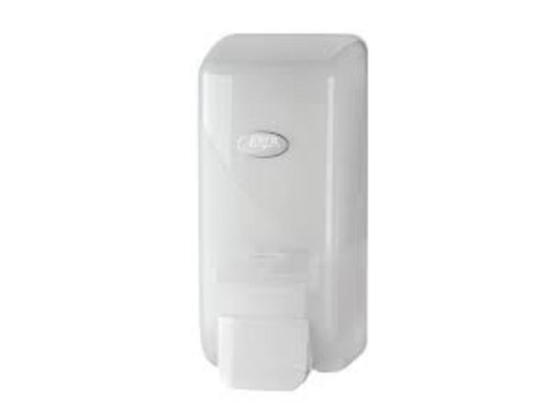 Eigen merk Dispenser Zeep 1L, wit