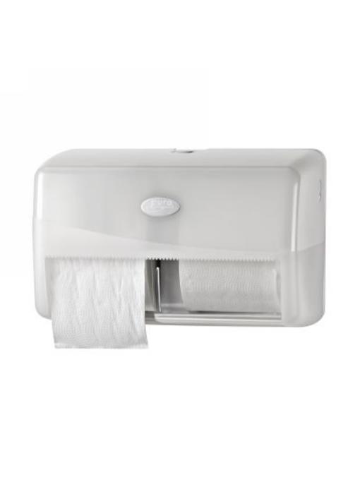 Dispenser Toiletrol standaard DUO, wit