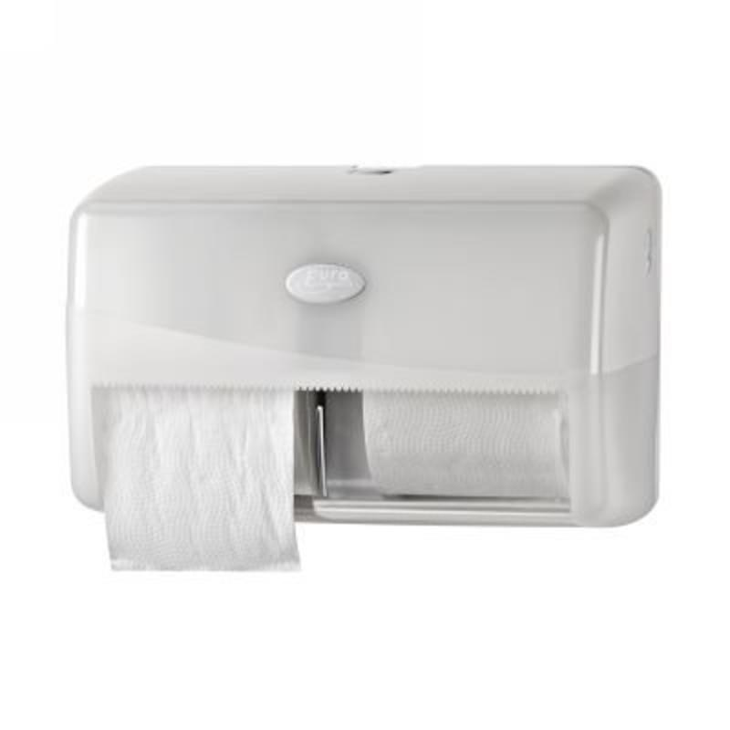 Dispenser Toiletrol standaard DUO, wit