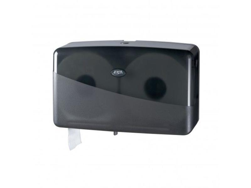 Eigen merk Dispenser Toiletpapier jumbo mini, zwart