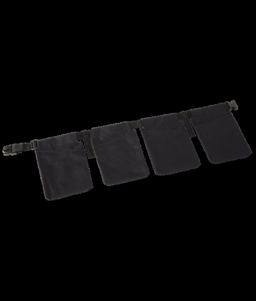 Vikan draagriem, 330x240x12 mm, zwart