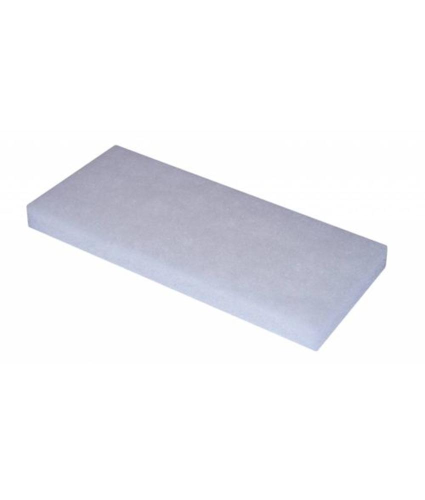 Handpad 250x110x25mm, wit