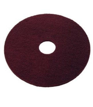 Wecoline Maroon Chemical Free Stripping Pad 20""