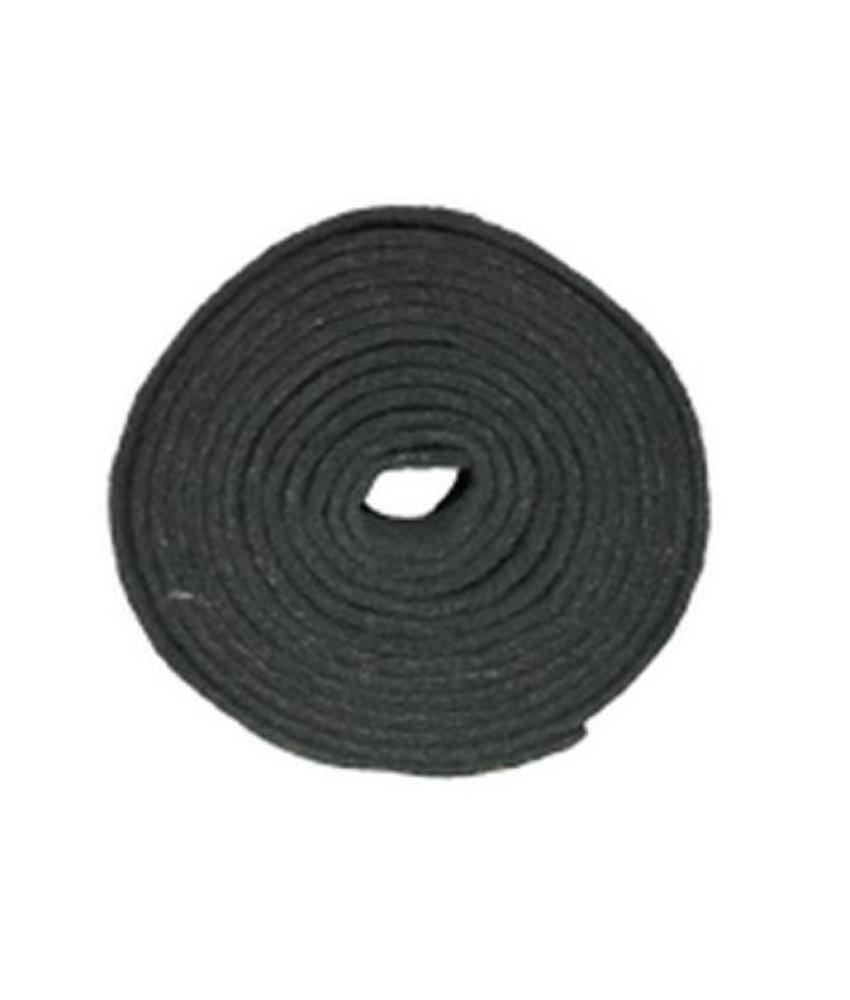 Rollenpad, zwart 5 meter