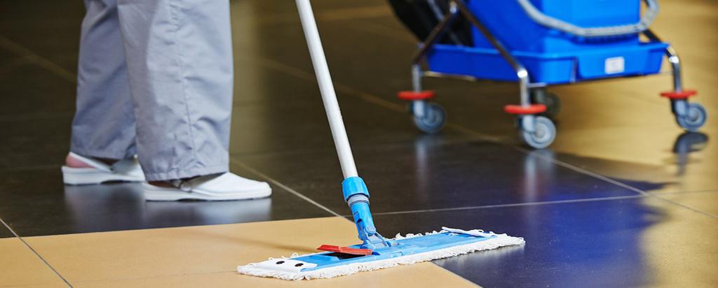 Het reinigen van uw vloer