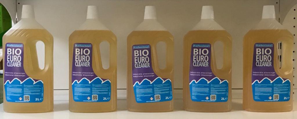 Alles over Bio Eurocleaner
