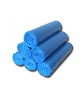 Eigen merk Afvalzakken 70x110cm, T25 blauw