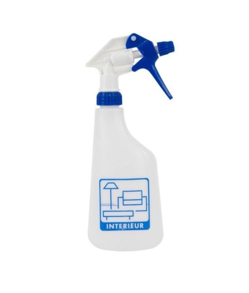 Sprayflacon 650ml interieur - blauw