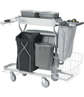 Vikan Vikan Ergoclean Compact 40 Plus Trolley