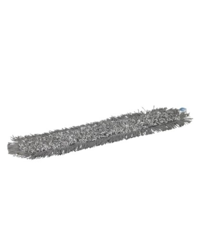 Vikan ErgoClean Damp 43, mirovezel vlakmop, 90cm, grijs