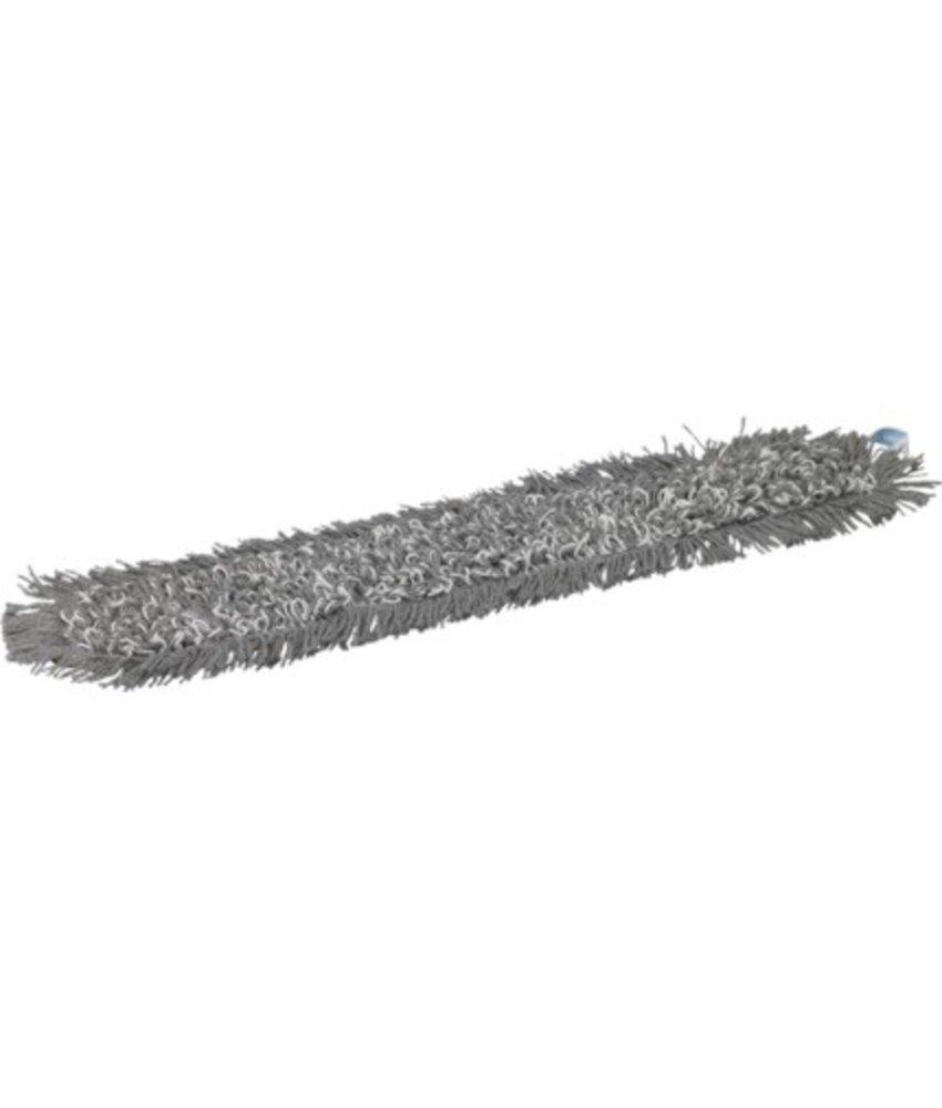 Vikan ErgoClean DAMP 43, microvezelmop, 40cm, grijs