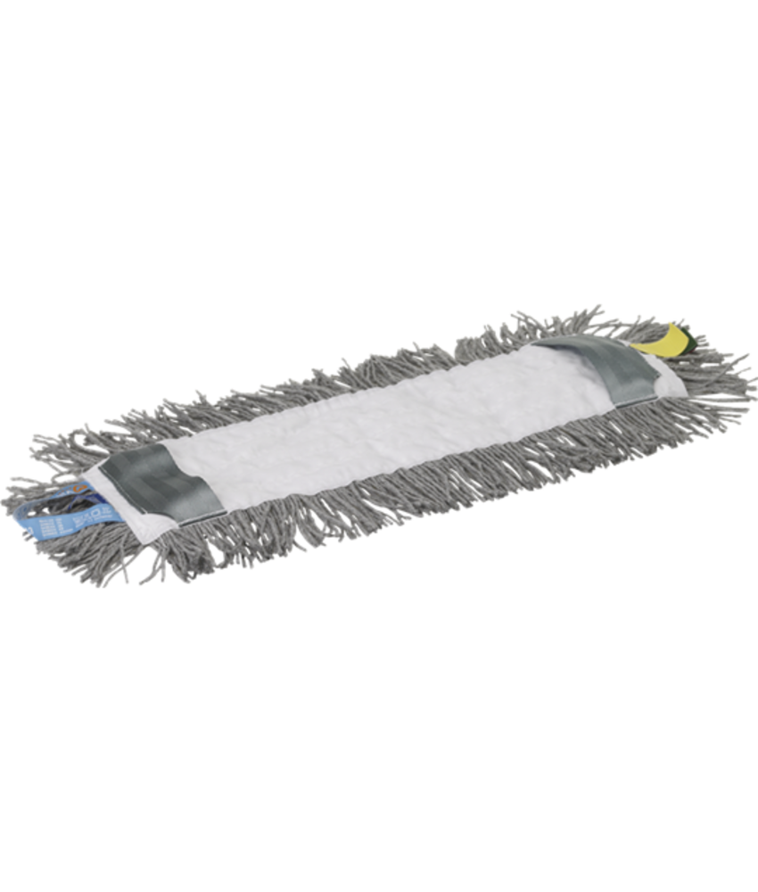 Vikan ErgoClean DAMP 43, microvezel pocketmop, 40cm