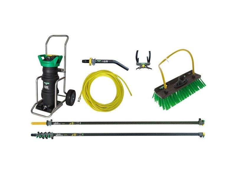 Unger HydroPower Ultra - Kit professioneel carbon 10m