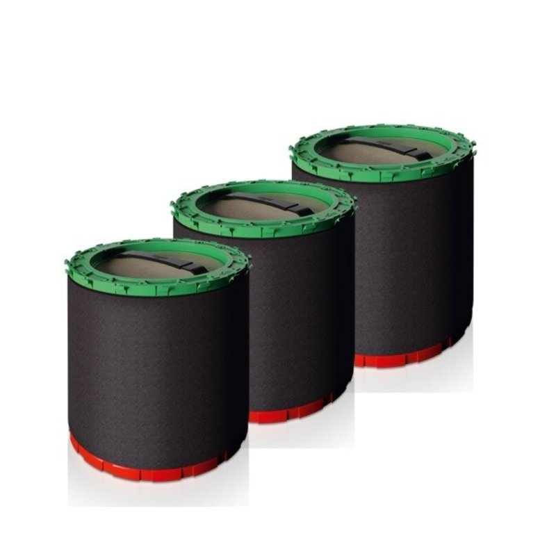 3x Hars Pack voor Ultra S filter