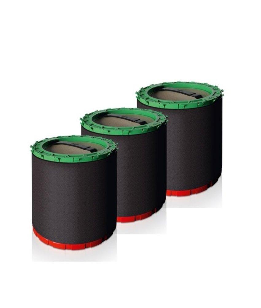 3x Hars Pack voor Ultra S filter