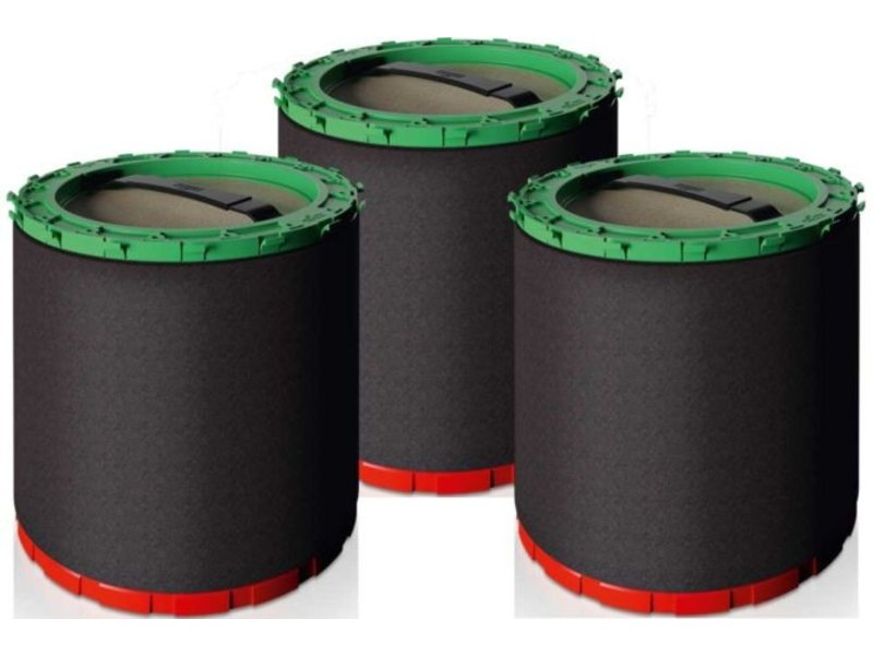 Unger 3x Ultra Hars Pack voor HydroPower Ultra S filter
