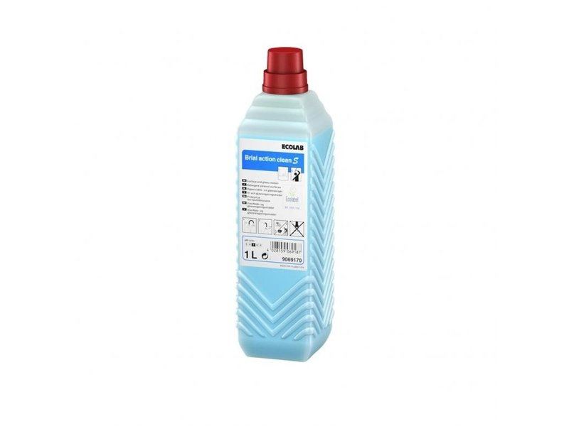 Ecolab Ecolab Brial Action Clean S - 1L