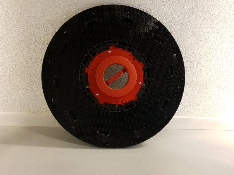 Modular System black harpoon, padhouder, 17''