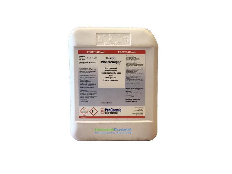 Penchemie P-700 Vloerreiniger voor dagelijks gebruik 5L