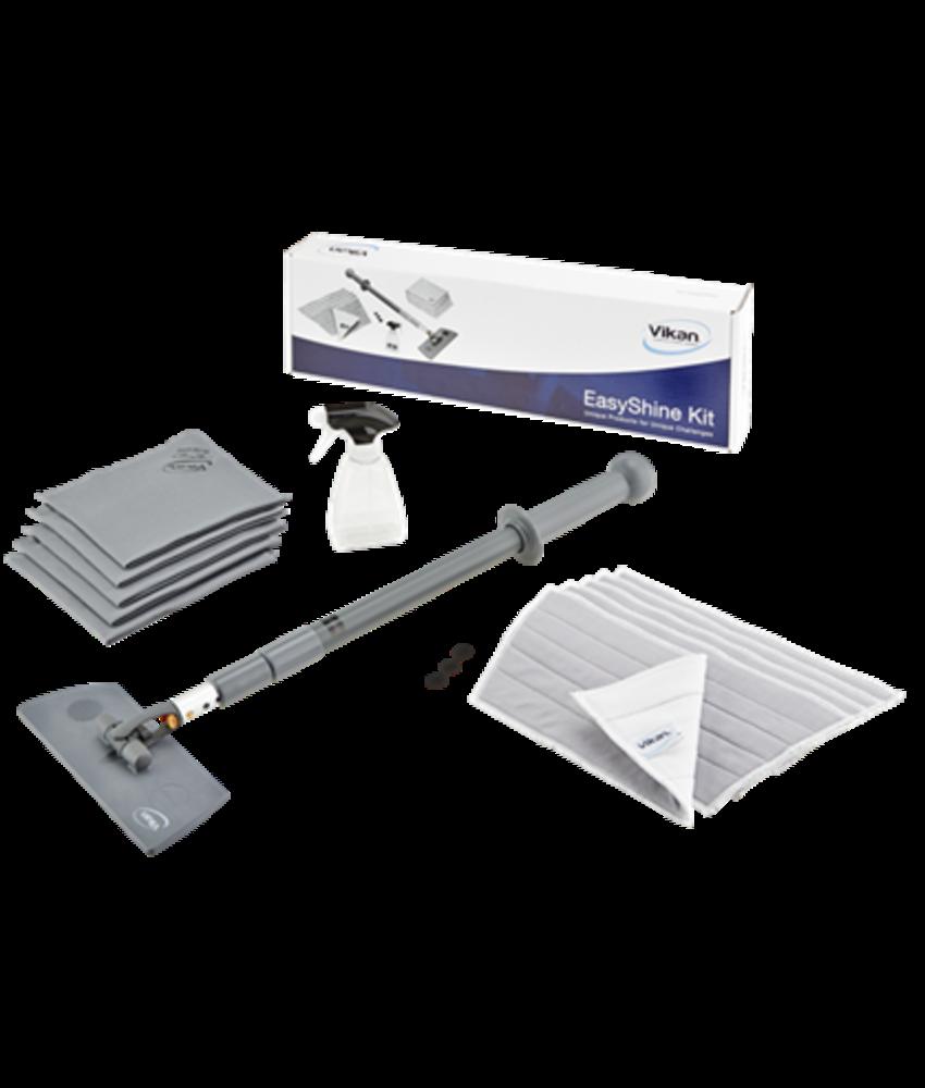 Vikan ErgoClean EasyShine Kit