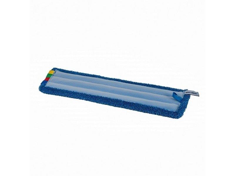 Wecoline Wecoline Microvezel vlakmop (klamvochtig) 40 cm blauw