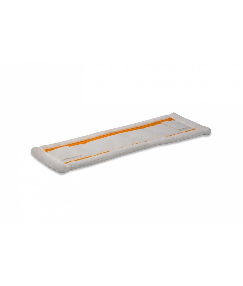 Speedclean vlakmop microvezel 40 cm geel