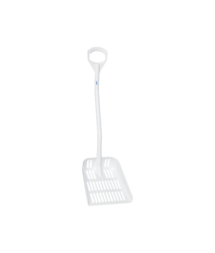 Vikan Hygiëne uitlekschep, 115x34, wit